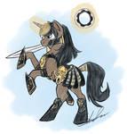 Xena Warrior Mare