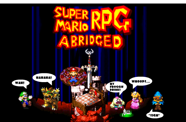super mario rpg abriged episode 7 out by hurricane360 on deviantart