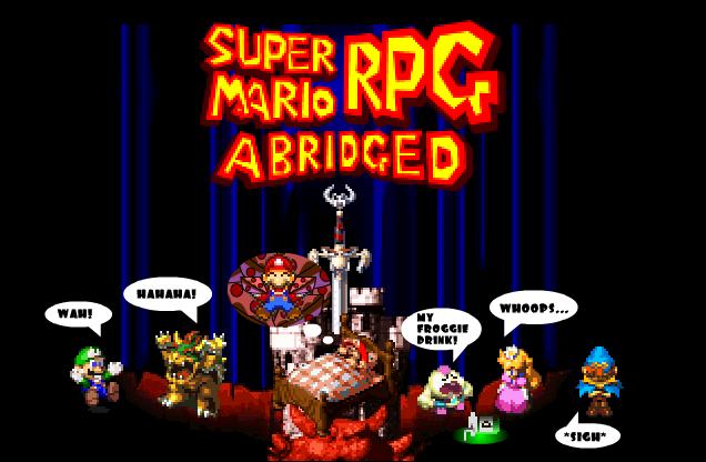 Super Mario Rpg Abriged Episode 3 Remastered by Hurricane360