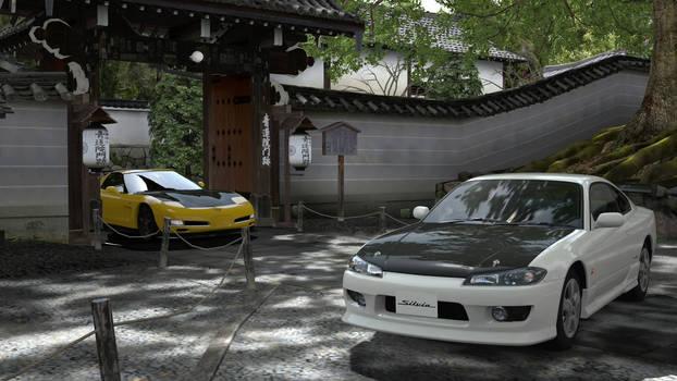 Gran Turismo 5 Photo A birthday gift for Ilya