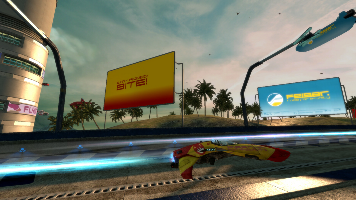 wipeout hd and more piranharossriders on deviantart