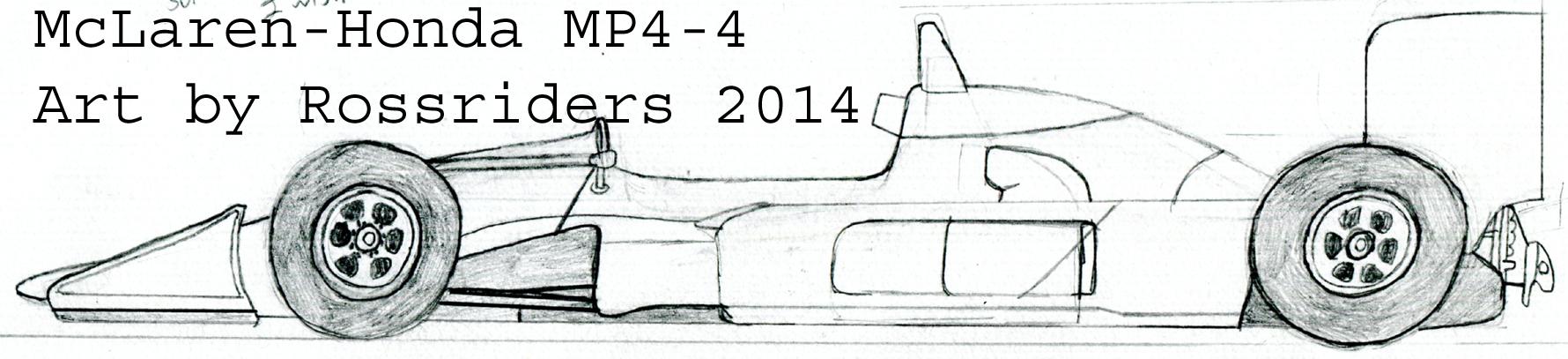 Mclaren Honda MP-4-4 Honda by rossriders