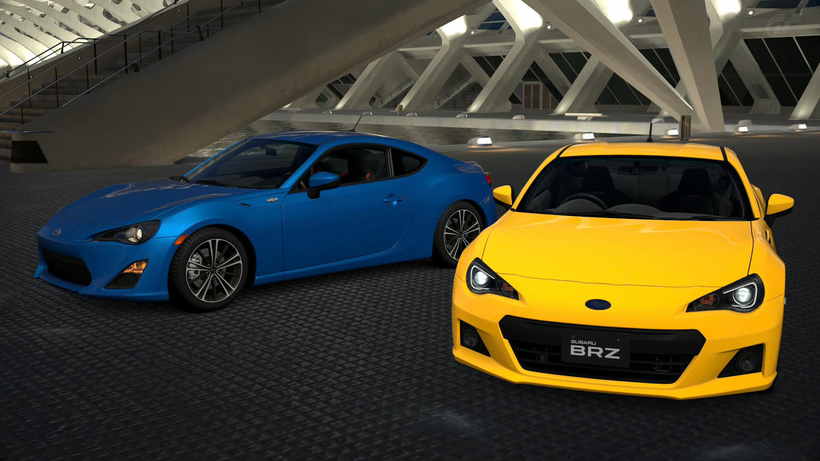 Gran Turismo 6 - A very late gift by rossriders