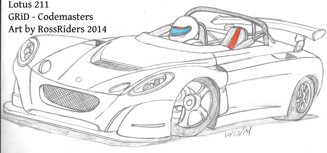 Lotus 211 by rossriders