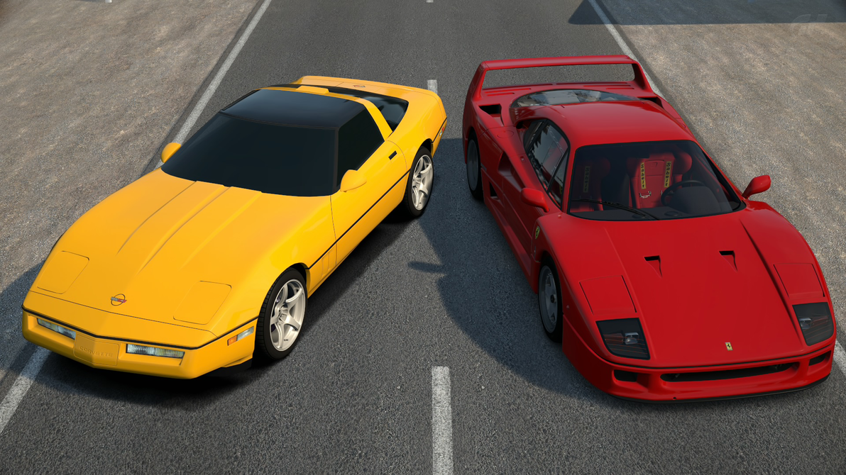 Gran Turismo 6 A sports car and supercar by rossriders