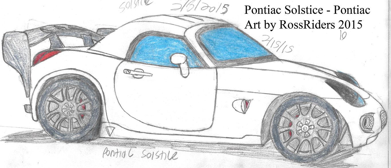 Pontiac Solstice by rossriders