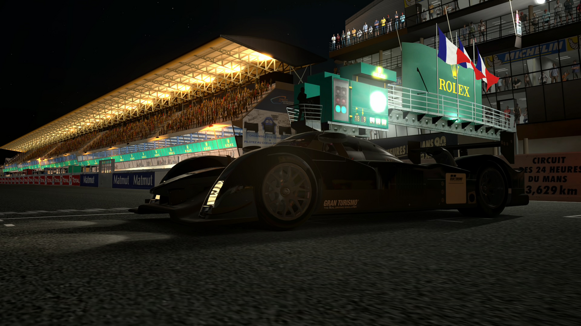 Gran Turismo 6 - For Paris...among other things by rossriders