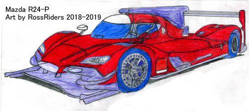 Mazda R24P