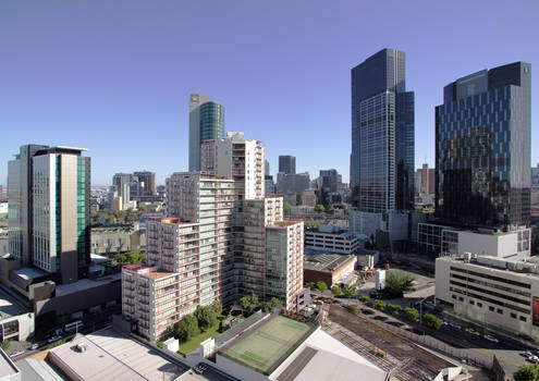 Melbourne Hotels and Casino