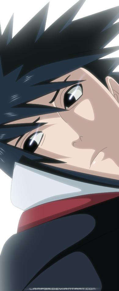 Uchiha Sasuke by lamp3r