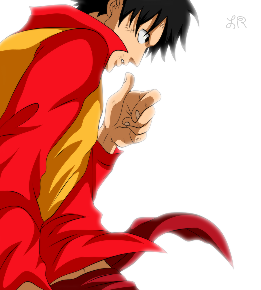 Affordable Luffy Gear Third By Lampr With Images One Piece