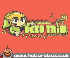 Deku Trim T-shirt Design by alsnow