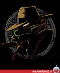 Undercover Ninja T-shirt Design