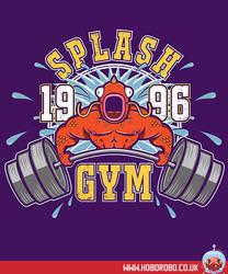 Splash Gym by alsnow