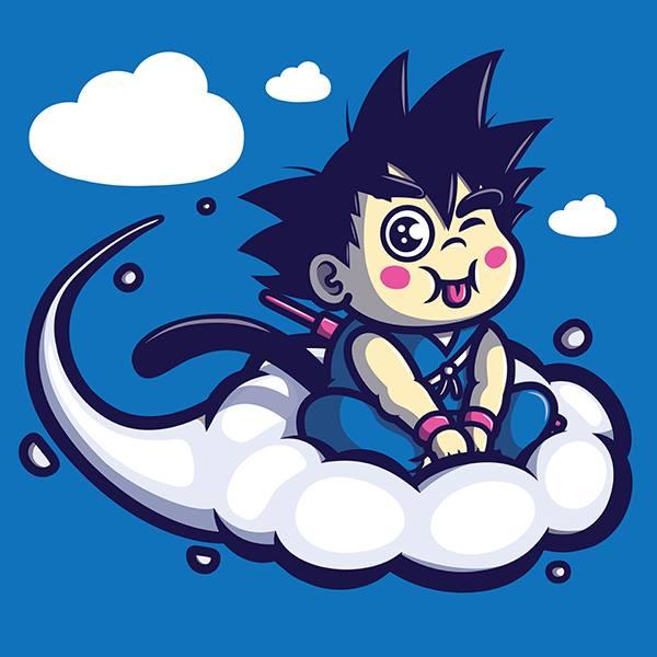 Cloud Monkey by alsnow