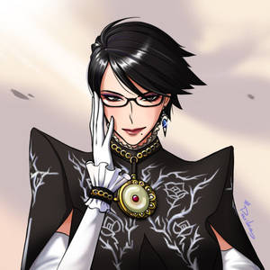 Last of His Kind  Bayonetta X Male Reader by Silver0Whisp on DeviantArt