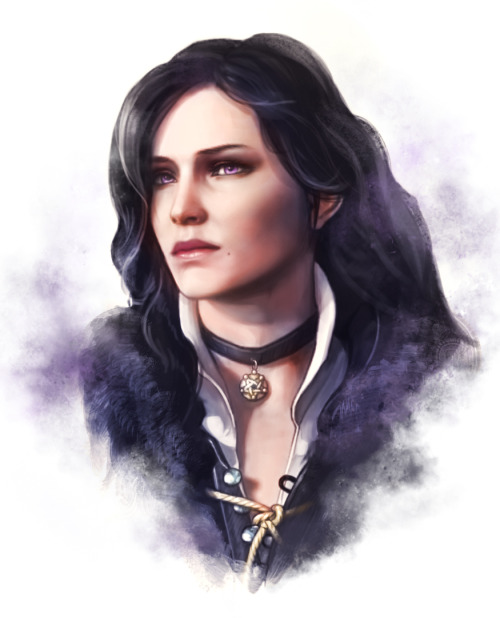 Concentrated Mind  Yennefer x Male Reader by Silver0Whisp on