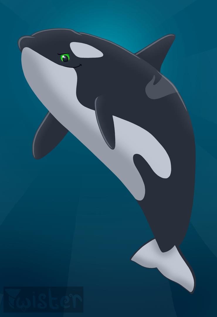 This is MY Ocean! by TwisterHusky