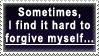 Self-Forgiveness Stamp by MysteryEzekude