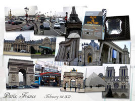 Day 1 - Paris Cultural Visit by MysteryEzekude