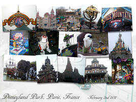 Day 2 - Disneyland Park Visit by MysteryEzekude