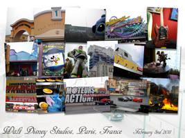 Day 3 - Disney Studios Visit by MysteryEzekude