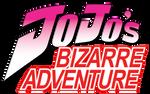 JoJo's Bizarre Adventure - English Logo Vector