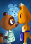 Animal Crossing - In The Redd