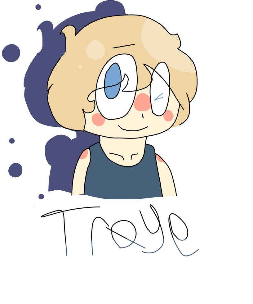 Troye (Commison) by StrawberryMistro