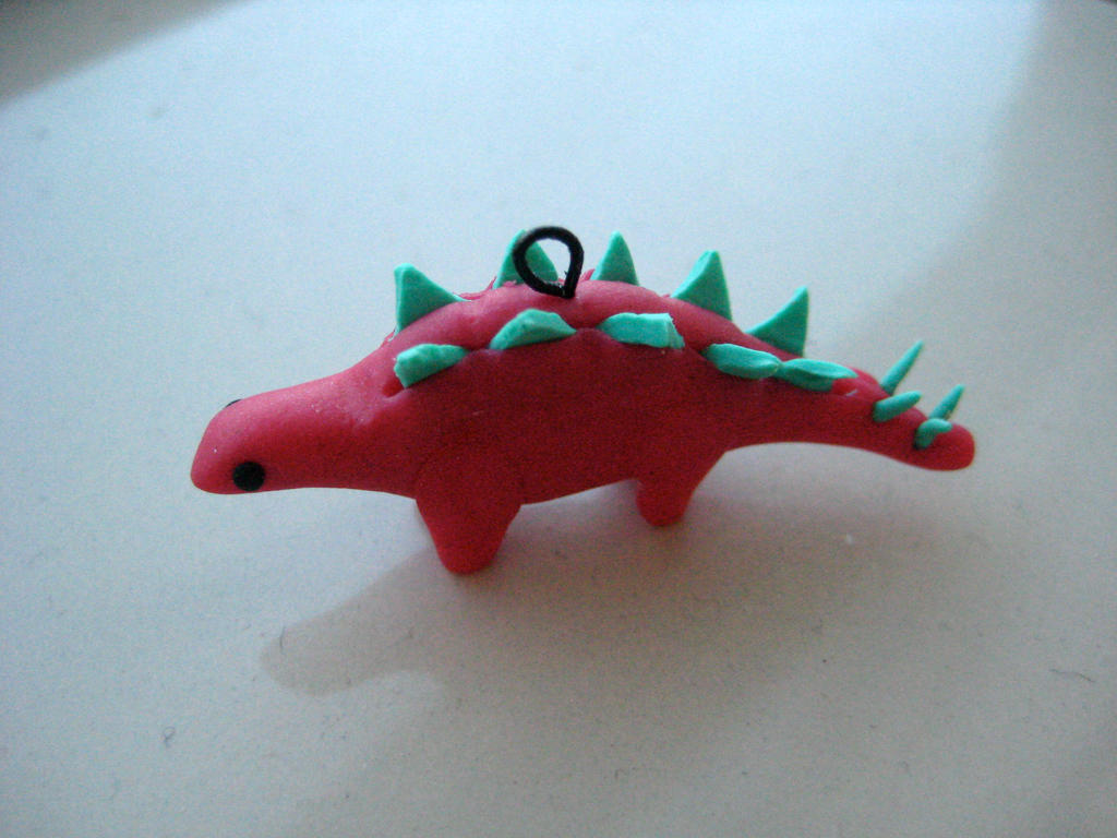 Stegosaurus by clayfriends