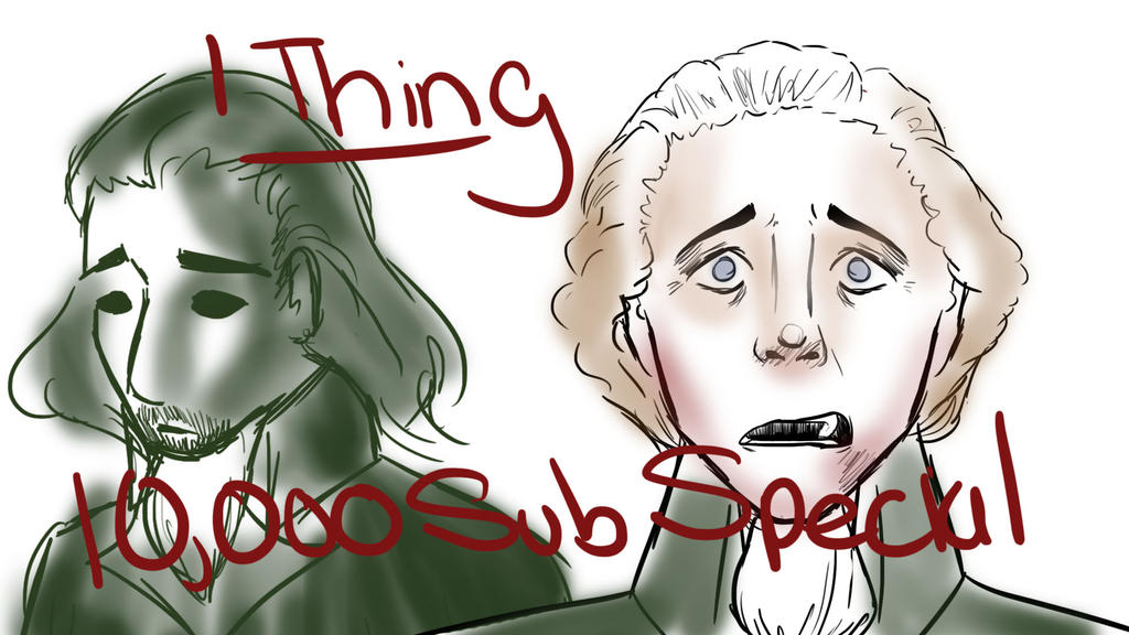 One thing (Animatic link) by AllisonMichelleCoon