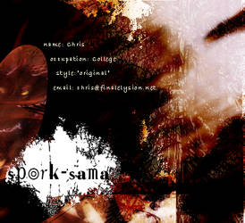 ID for spork-sama