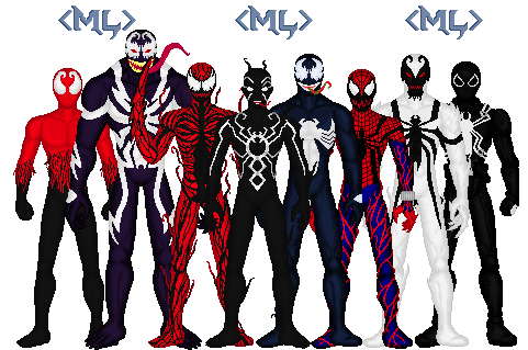 All Symbiotes Toxin | www.pixshark.com - Images Galleries ...