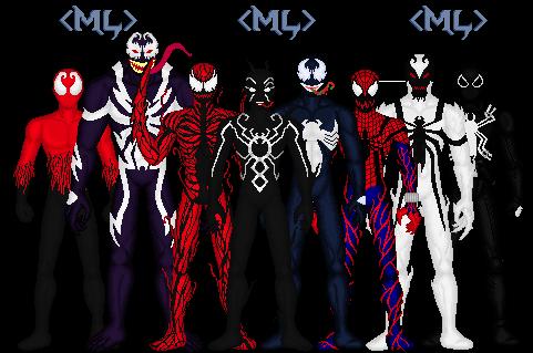 All Symbiotes Toxin | www.pixshark.com - Images Galleries ...