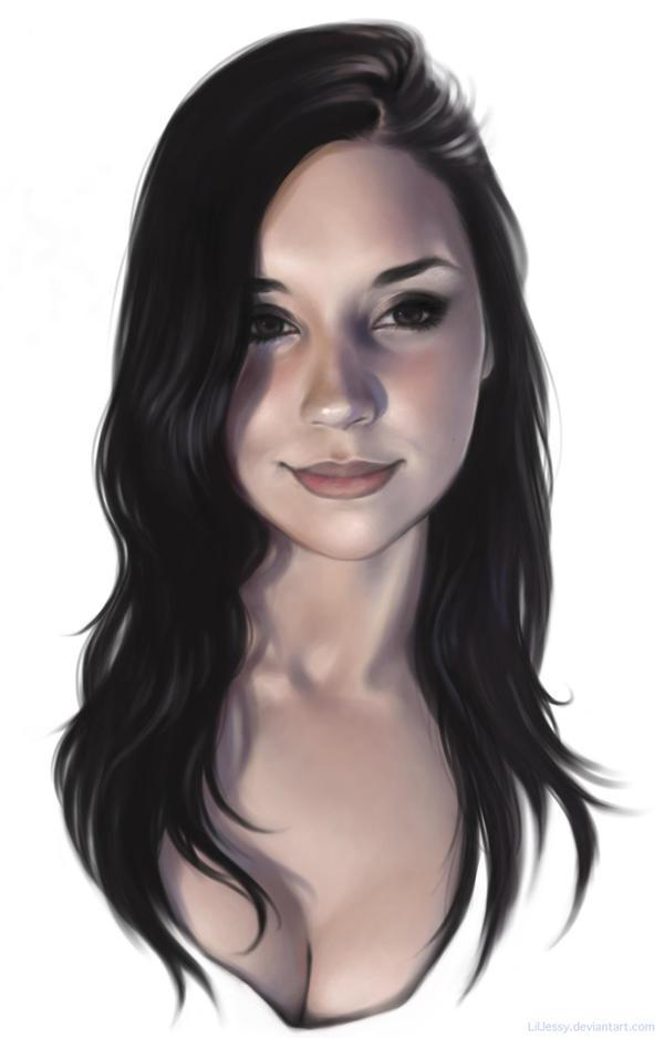 Portrait by LilJessy