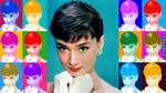 Audrey Hepburn wallpaper by Cuervex