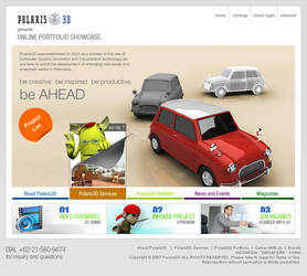 Polaris3D website