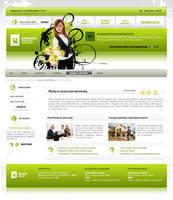website layout 36 by DesignersJunior