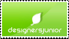 DesignersJuniors Stamp by DesignersJunior