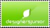 DesignersJuniors Stamp by DesignersJunior