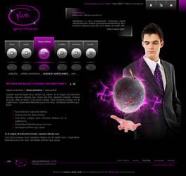 website layout 51 by DesignersJunior