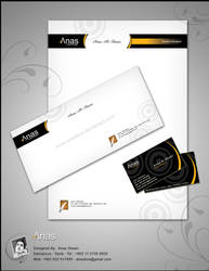 My New Card and Paper by DesignersJunior