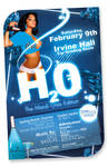 H20 Party Poster