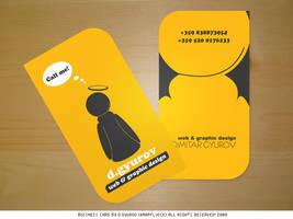 Business card by DesignersJunior