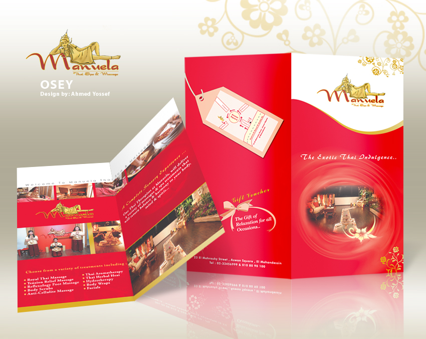 manuela brochure by DesignersJunior