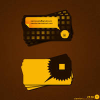 Business Cards .. by DesignersJunior