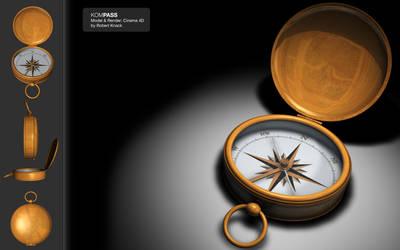 Kompass C4D by KnoRke