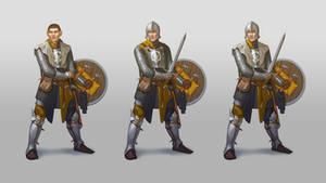 Light infantry concept
