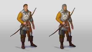 Archers concept art