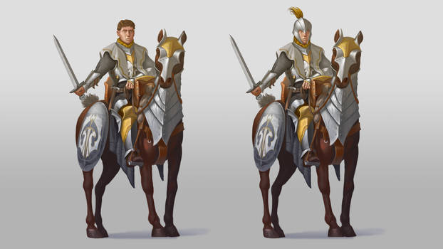 Basic Cavalry concept